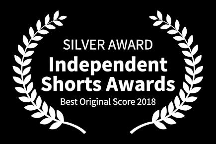 Silver Award - Independent Shorts Awards - Best Original Score 2018