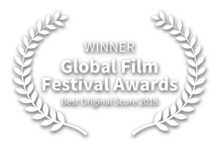 WINNER - Global Film Festival Awards - Best Original Score 2018 - Golden Star Trophy