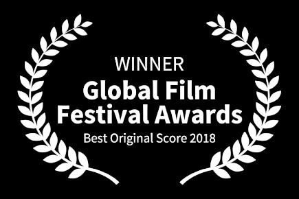 WINNER - Global Film Festival Awards - Best Original Score 2018 - Golden Star Trophy